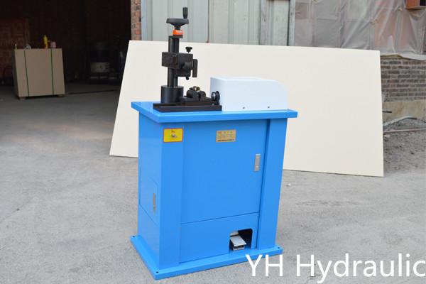 Máquina de marcação hidráulica