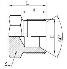 Desenho de Plugs Hidráulicos