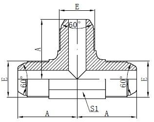 Desenho de encaixe AK padrão vencedor